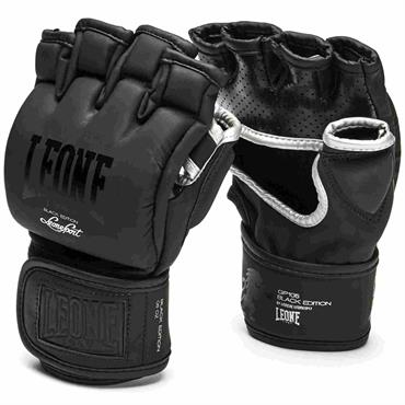 guanti mma black edition leone